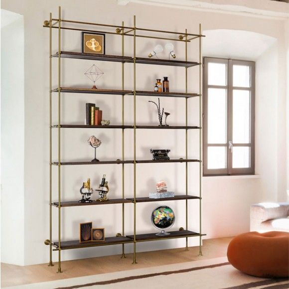 The Collector's Shelving System