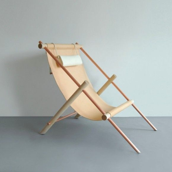 OVIS LOUNGE CHAIR