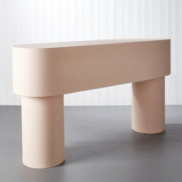 PILOTIS CONSOLE TABLE
