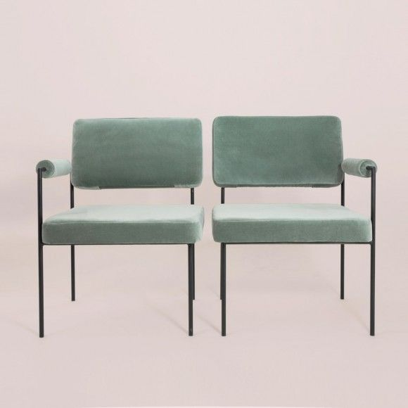 TWIN CHAIRS SET