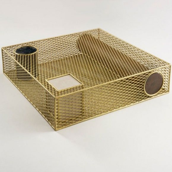CAGED ELEMENTS TABLE